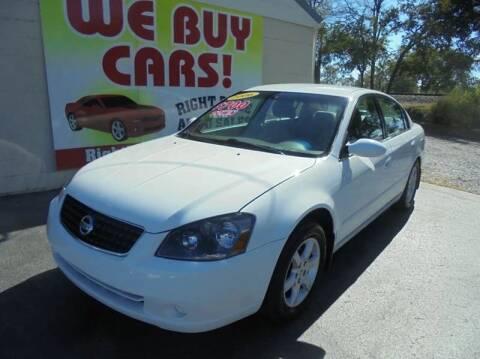 2006 Nissan Altima for sale at Right Price Auto Sales in Murfreesboro TN