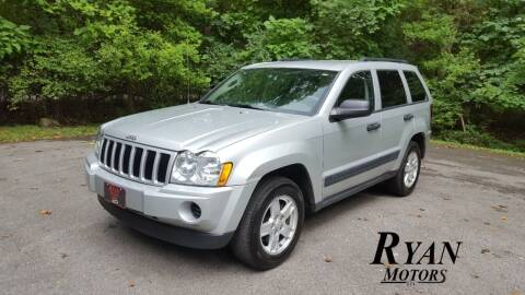 2006 Jeep Grand Cherokee for sale at Ryan Motors LLC in Warsaw IN