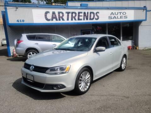 2011 Volkswagen Jetta for sale at Car Trends 2 in Renton WA