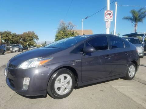 2010 Toyota Prius for sale at Olympic Motors in Los Angeles CA