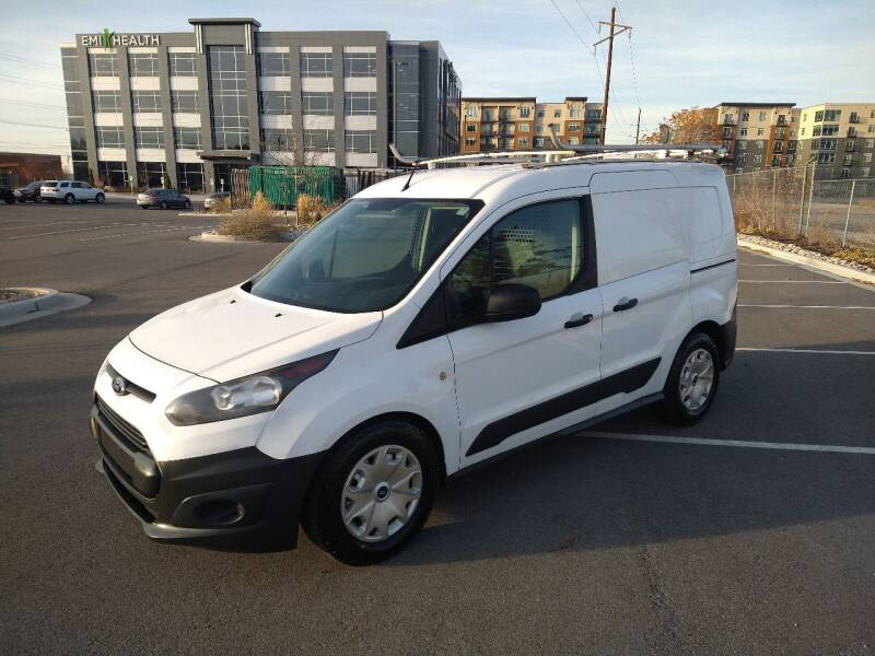 2014 Ford Transit Connect Cargo for sale at ALL ACCESS AUTO in Murray UT