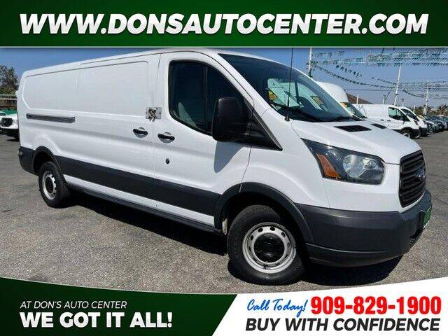 2015 Ford Transit Cargo for sale at Dons Auto Center in Fontana CA