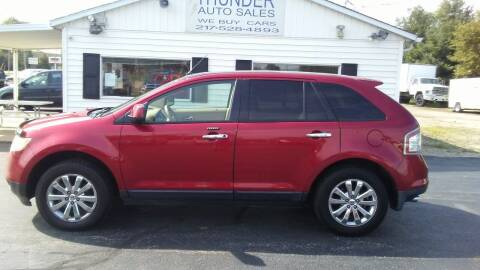 2007 Ford Edge for sale at Thunder Auto Sales in Springfield IL