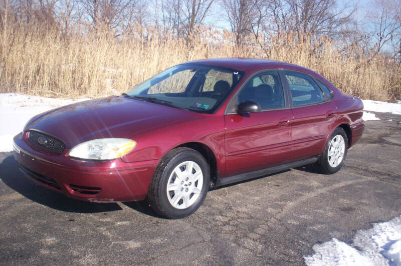 2007 Ford Taurus for sale at Action Auto Wholesale - 30521 Euclid Ave. in Willowick OH