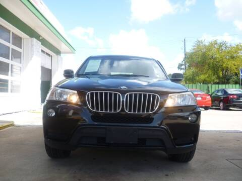 2013 BMW X3 for sale at Auto Outlet Inc. in Houston TX