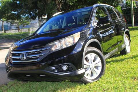 2012 Honda CR-V for sale at Gtr Motors in Fort Lauderdale FL