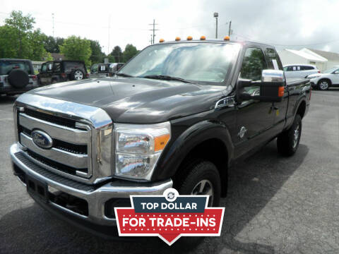 2011 Ford F-350 Super Duty for sale at CARSON MOTORS in Cloverdale IN