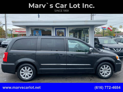 2011 Chrysler Town and Country for sale at Marv`s Car Lot Inc. in Zeeland MI