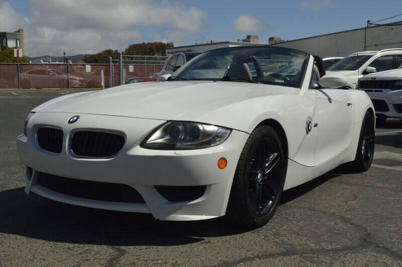 2008 BMW Z4 M for sale in San Bruno, CA