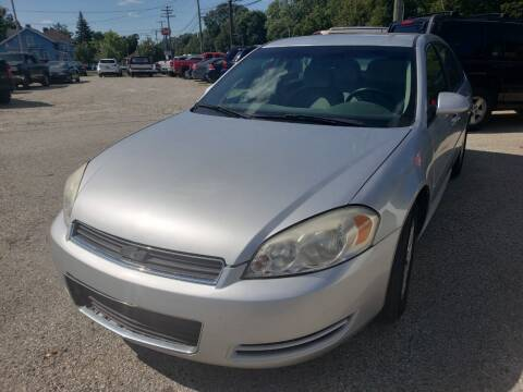 2011 Chevrolet Impala for sale at D & D All American Auto Sales in Mount Clemens MI