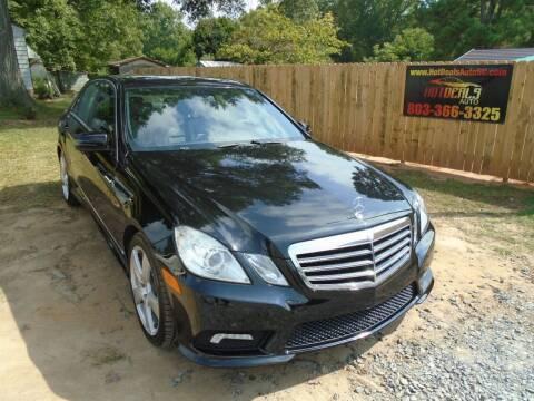 2011 Mercedes-Benz E-Class for sale at Hot Deals Auto LLC in Rock Hill SC