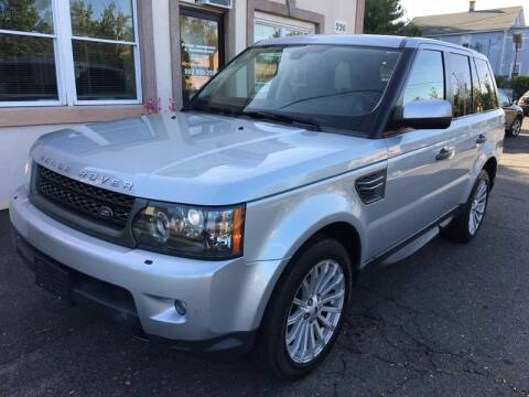 2011 Land Rover Range Rover Sport for sale at USA Auto Sales in Kensington CT