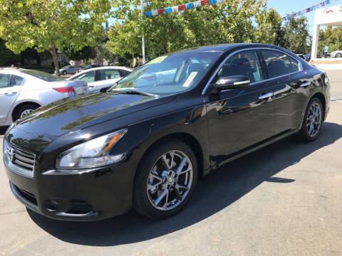 2014 Nissan Maxima for sale at Autos Wholesale in Hayward CA