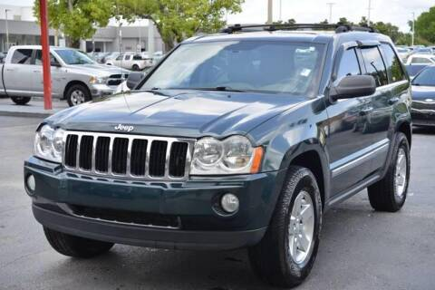 2006 Jeep Grand Cherokee for sale at Motor Car Concepts II - Apopka Location in Apopka FL