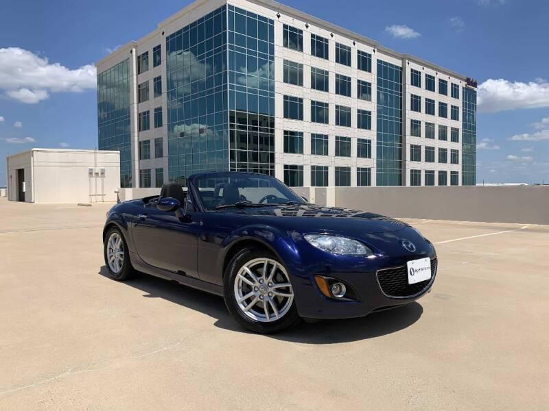 2009 Mazda MX-5 Miata for sale at SIGNATURE Sales & Consignment in Austin TX