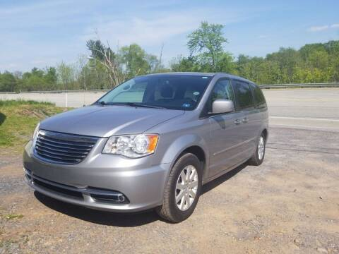 2014 Chrysler Town and Country for sale at Mackeys Autobarn in Bedford PA