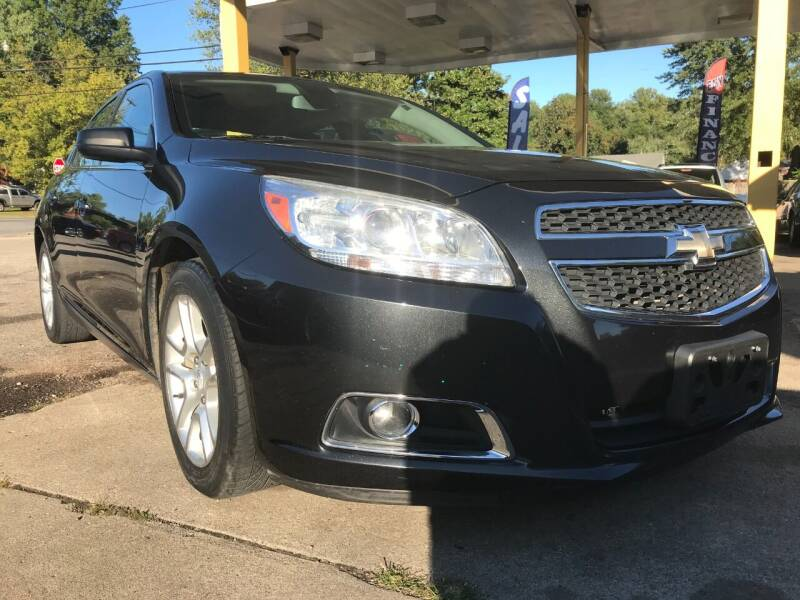 2013 Chevrolet Malibu for sale at King Louis Auto Sales in Louisville KY