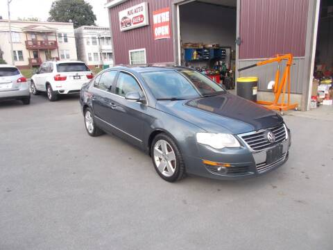 2009 Volkswagen Passat for sale at Mig Auto Sales Inc in Albany NY
