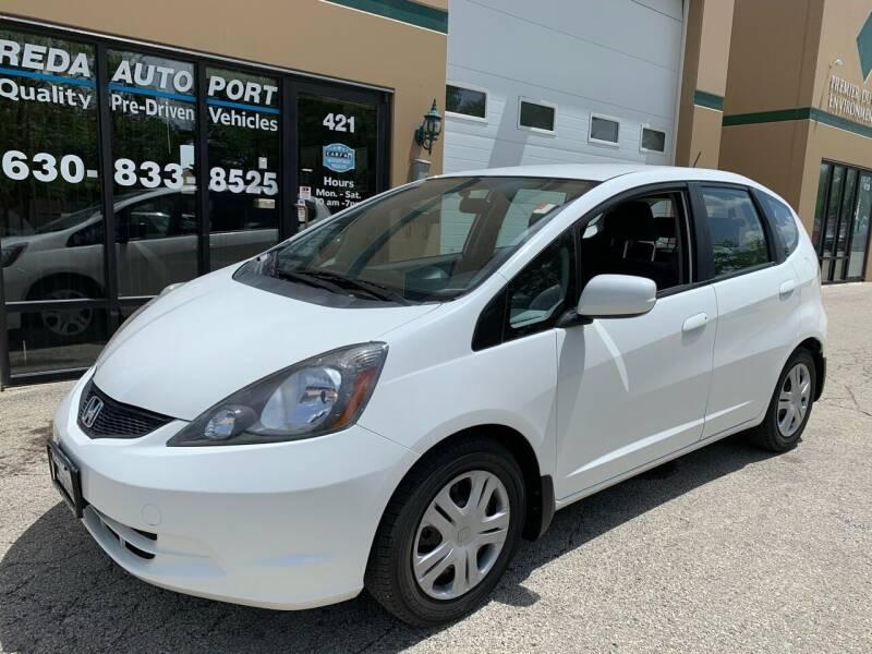2009 Honda Fit for sale at REDA AUTO PORT INC in Villa Park IL
