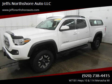 2016 Toyota Tacoma for sale at Jeffs Northshore Auto LLC in Menasha WI