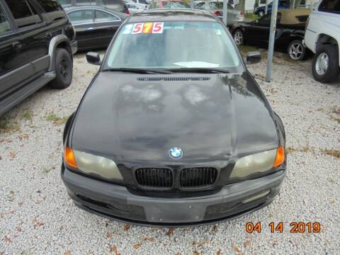 2001 BMW 3 Series for sale at Webb's Automotive Inc 11 in Morehead City NC