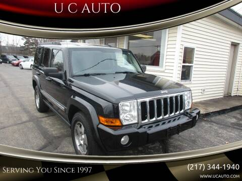 2010 Jeep Commander for sale at U C AUTO in Urbana IL