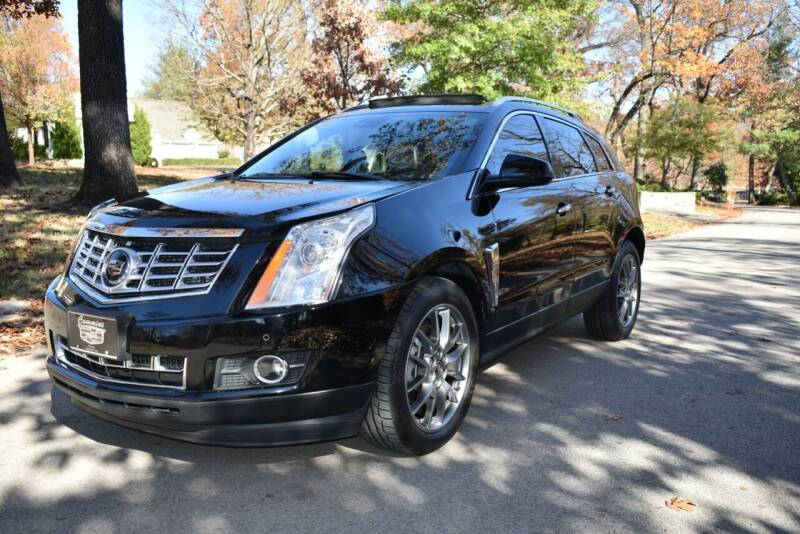 2015 Cadillac SRX for sale at A Motors in Tulsa OK