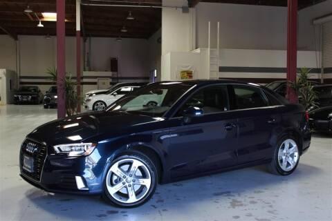 2018 Audi A3 for sale at SELECT MOTORS in San Mateo CA