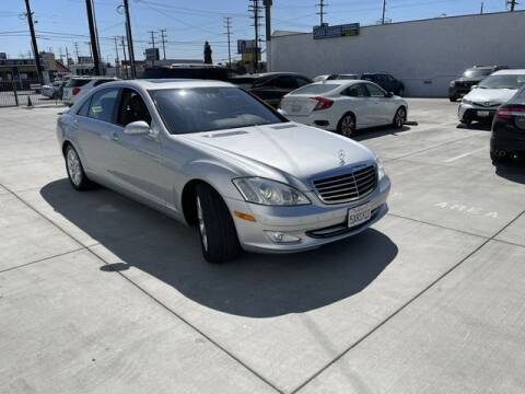 2007 Mercedes-Benz S-Class for sale at Hunter's Auto Inc in North Hollywood CA