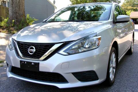 2016 Nissan Sentra for sale at Prime Auto Sales LLC in Virginia Beach VA