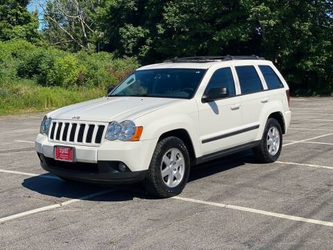 2009 Jeep Grand Cherokee for sale at Hillcrest Motors in Derry NH