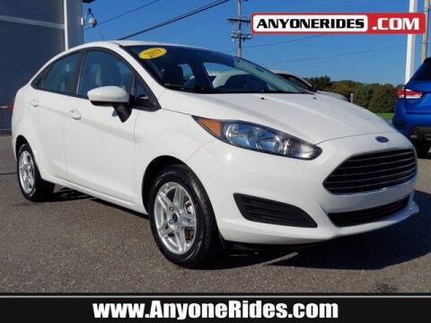 2019 Ford Fiesta for sale at ANYONERIDES.COM in Kingsville MD