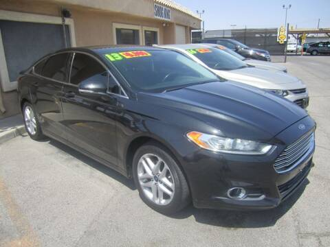 2013 Ford Fusion for sale at Cars Direct USA in Las Vegas NV