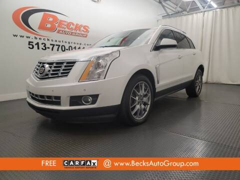 2015 Cadillac SRX for sale at Becks Auto Group in Mason OH