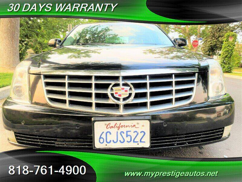 2003 Cadillac DeVille for sale at Prestige Auto Sports Inc in North Hollywood CA