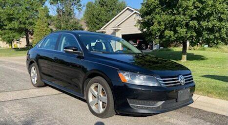 2013 Volkswagen Passat for sale at Wessel Family Motors in Valley Center KS