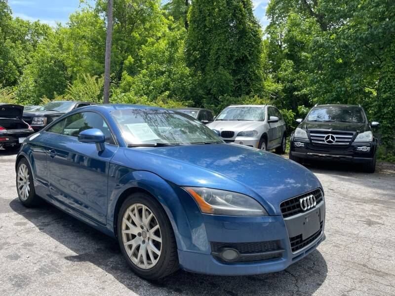 2008 Audi TT for sale at Car Online in Roswell GA