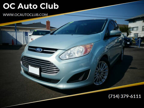 2013 Ford C-MAX Hybrid for sale at OC Auto Club in Midway City CA