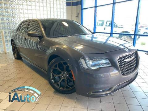 2016 Chrysler 300 for sale at iAuto in Cincinnati OH