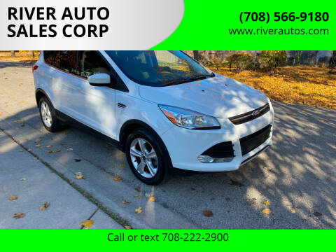 2014 Ford Escape for sale at RIVER AUTO SALES CORP in Maywood IL