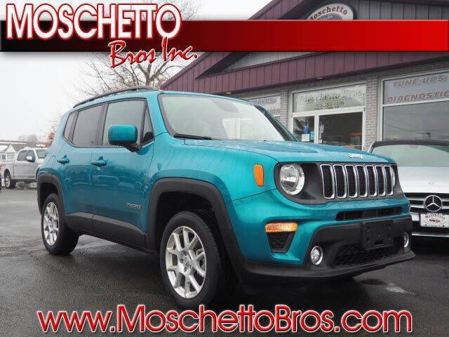 2020 Jeep Renegade for sale at Moschetto Bros. Inc in Methuen MA