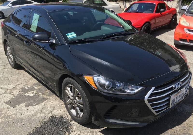 2018 Hyundai Elantra for sale at Eden Motor Group in Los Angeles CA