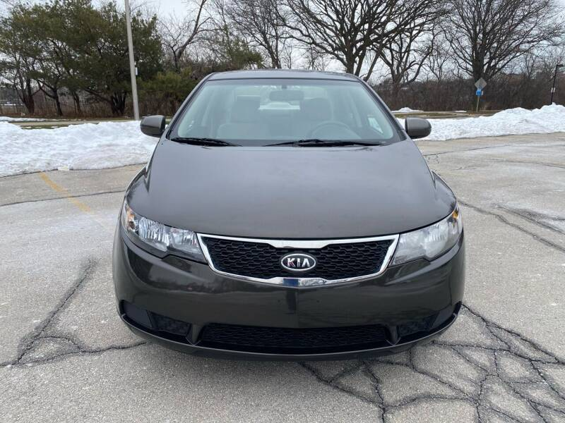 2012 Kia Forte for sale at Sphinx Auto Sales LLC in Milwaukee WI