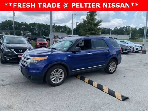 2013 Ford Explorer for sale at TEX TYLER Autos Cars Trucks SUV Sales in Tyler TX