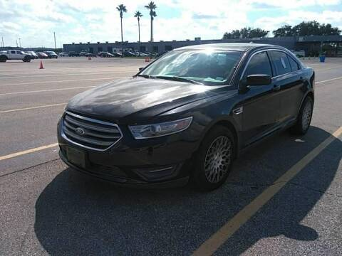 2014 Ford Taurus for sale at Buy Here Pay Here Lawton.com in Lawton OK