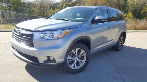 2016 Toyota Highlander for sale at A & A IMPORTS OF TN in Madison TN