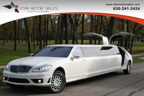 2007 Mercedes-Benz S-Class for sale at Star Motor Sales in Downers Grove IL
