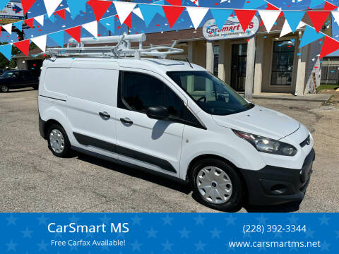 2014 Ford Transit Connect Cargo for sale at CarSmart MS in Diberville MS