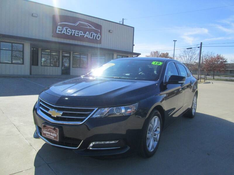 2019 Chevrolet Impala for sale at Eastep Auto Sales in Bryan TX