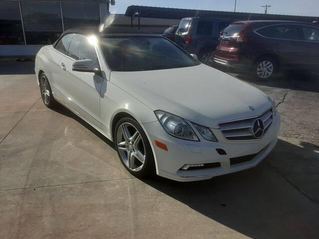 2011 Mercedes-Benz E-Class for sale at Kansas Auto Sales in Wichita KS